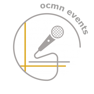 Logo button OCMN Events